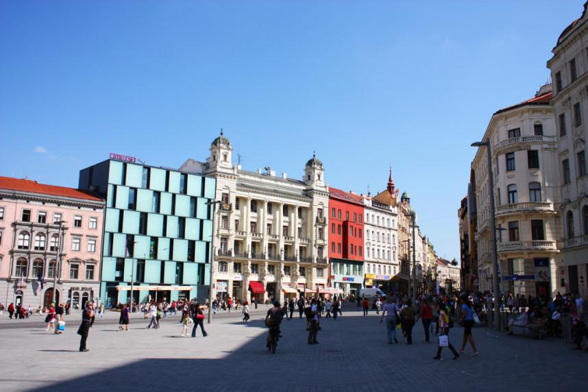 Square, Brno
