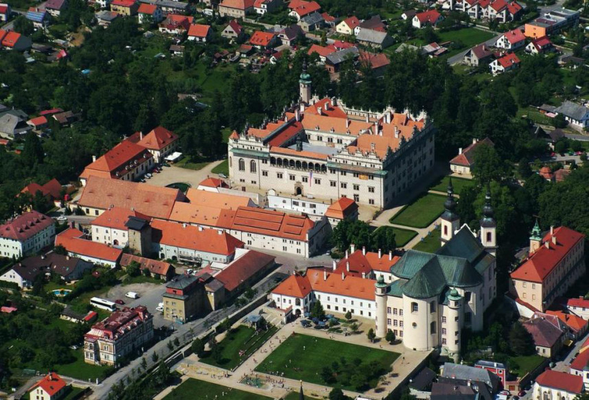 Castle Complex in Litomyšl