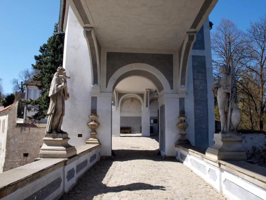 Bridge, Cesky Krumlov