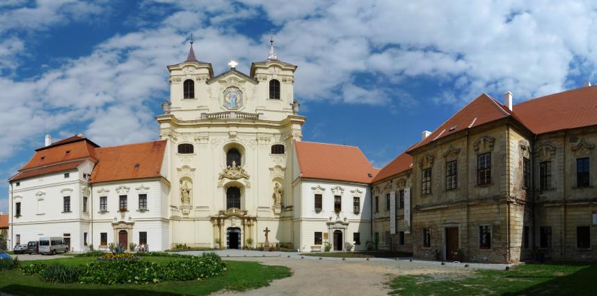 Rajhrad Benedictine Monastery
