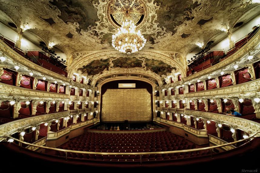 Interior State Opera