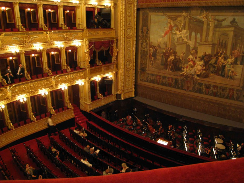 National Theater Opera, Prague