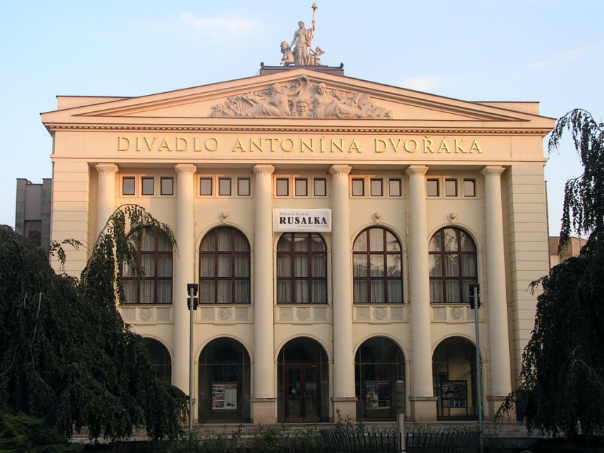National Moravian-Silesian Theater