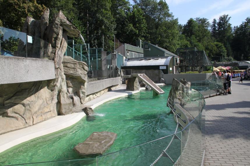 In the Liberec Zoo