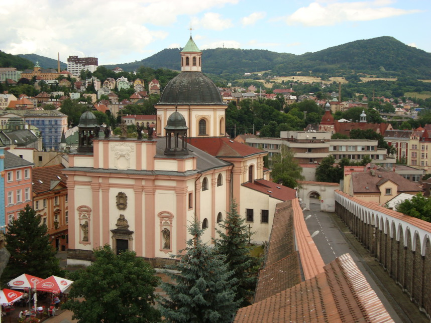 Church, Decin