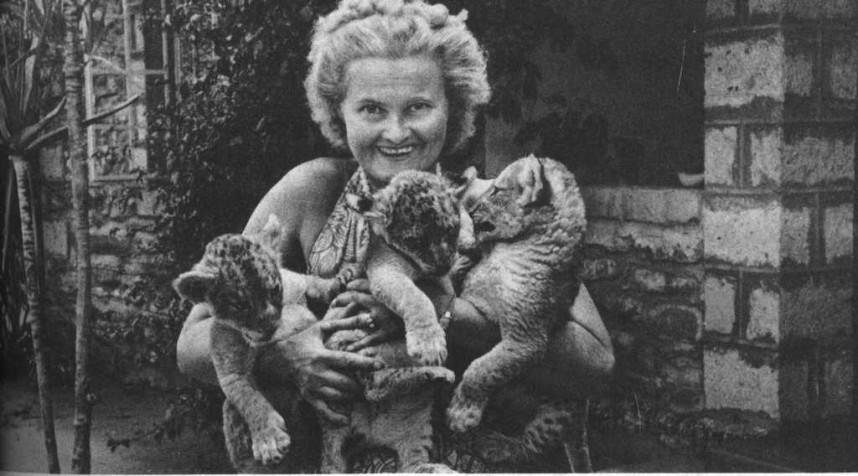 Joy Adamson