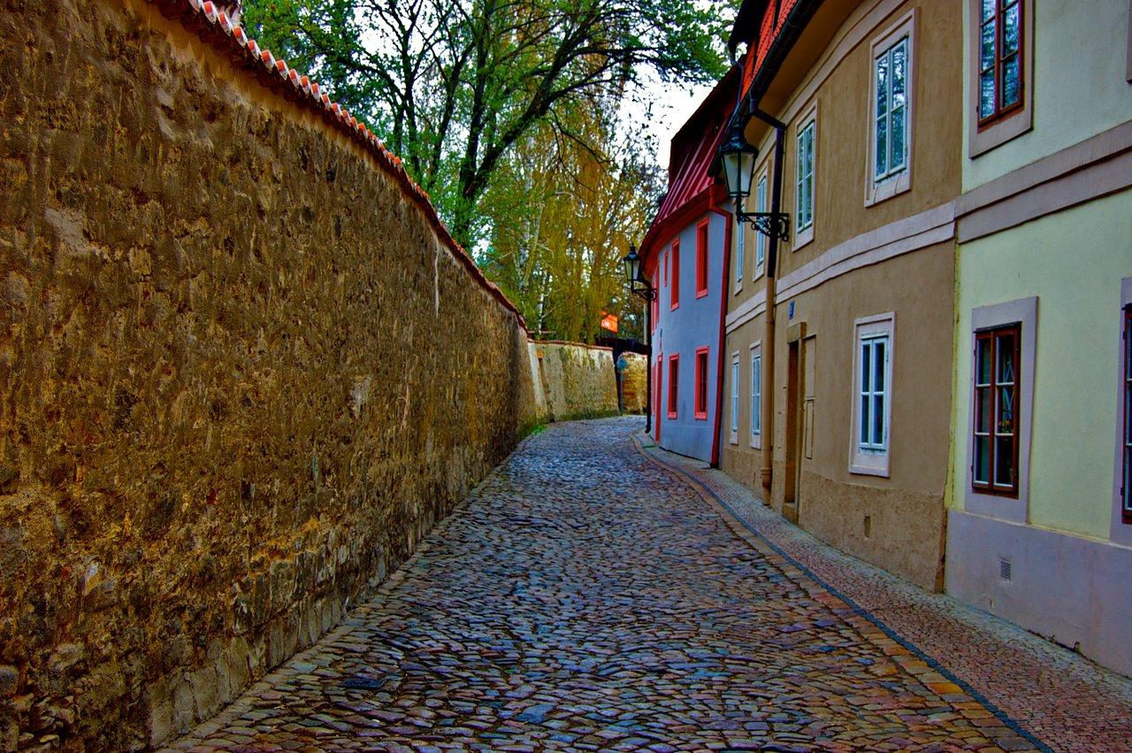Famous streets in the Czech Republic - Czech Republic