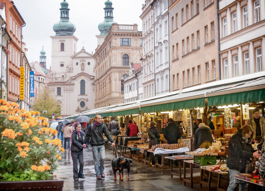 Havelska Street