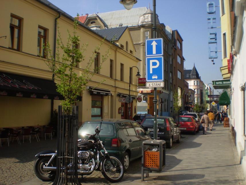 Ostrava, Stodolni Street