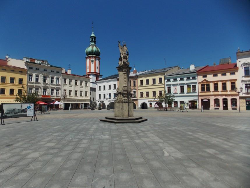 Square, Frydek-Mistek