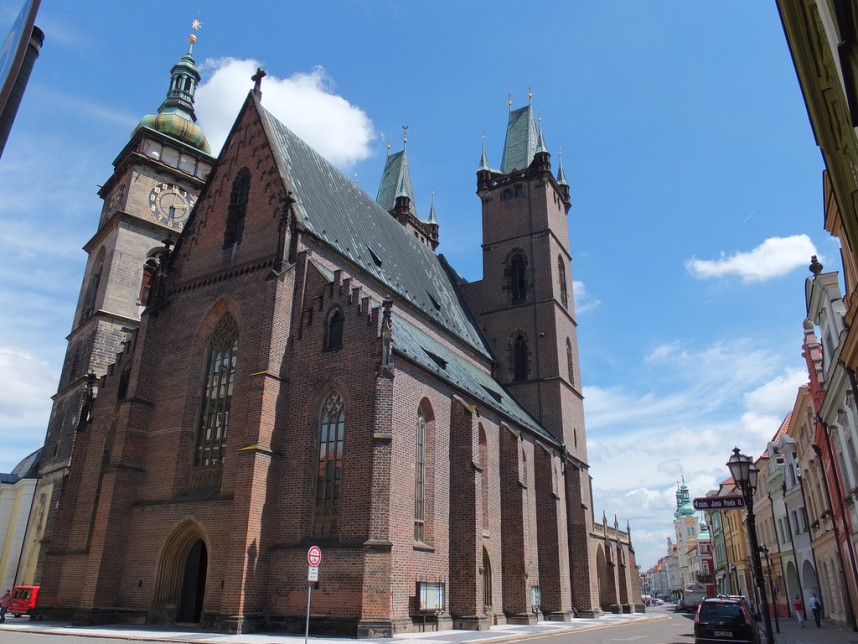 Cathedral, Hradec Kralove