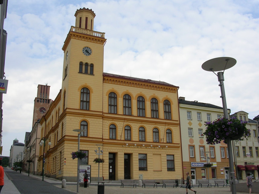 Old town hall, Jablonec nad Nisou