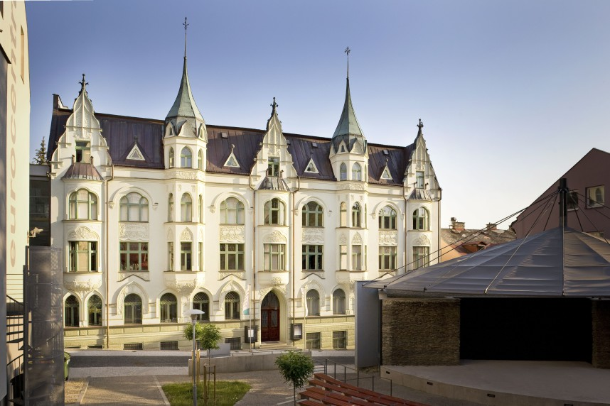 Museum of Glass and Jewelry, Jablonec nad Nisou