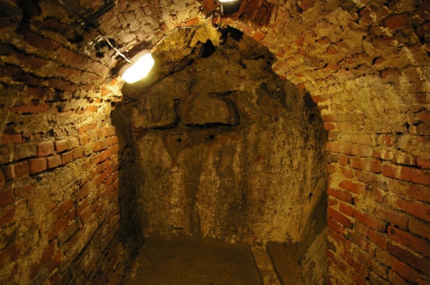 Catacombs, Jihlava