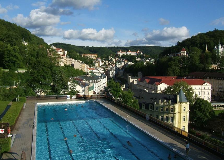 Pool, Karlovy Vary