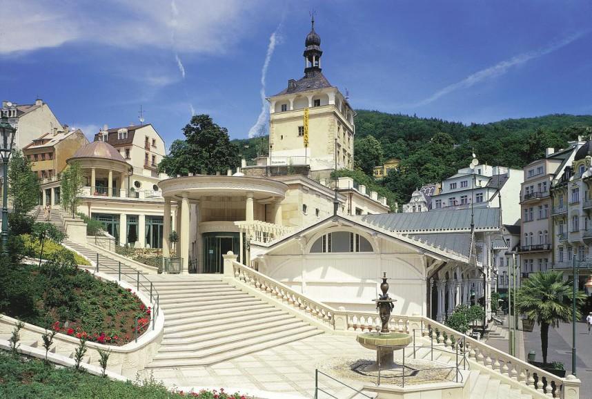 City Karlovy Vary