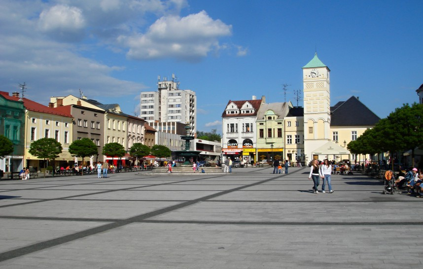 Square, Karvina