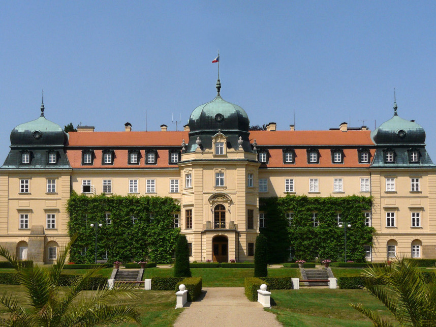 The Baroque Lany Chateau