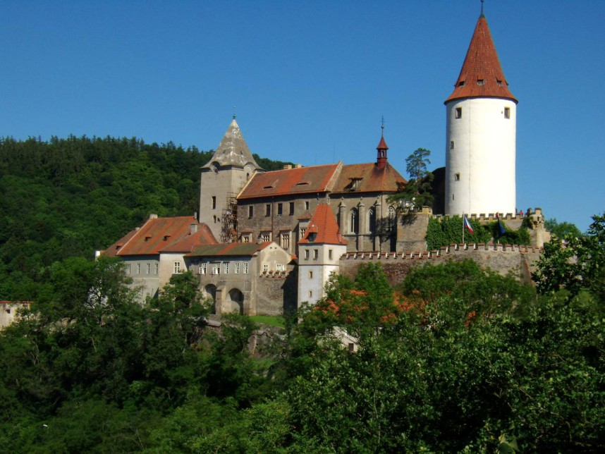 Krivoklat, Czech Republic