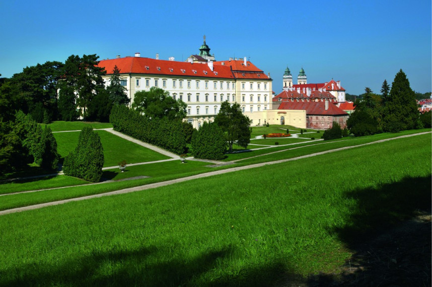 Garden, Lednice-Valtice Complex