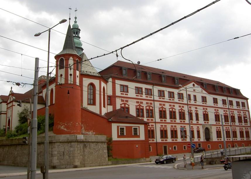 Castle, Liberec