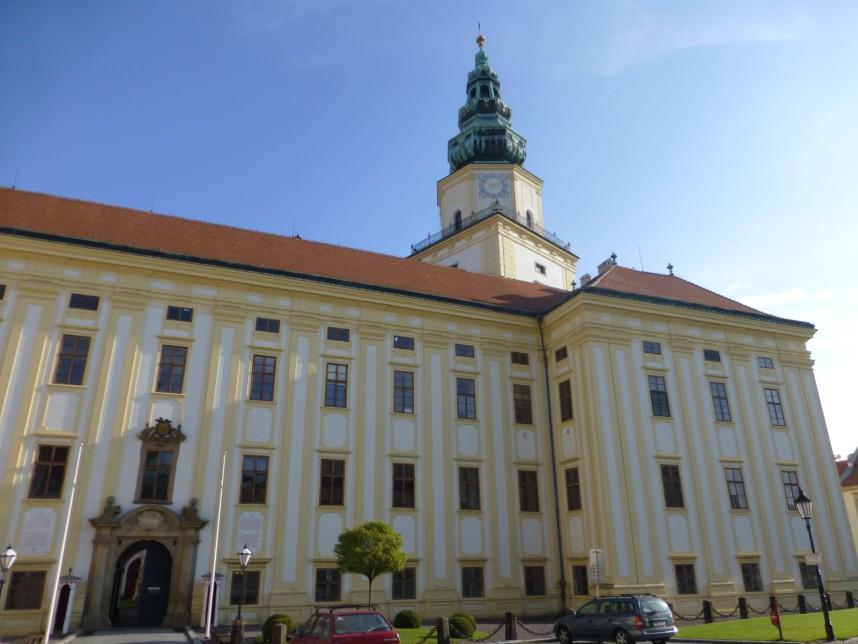 Castle Kromeritz
