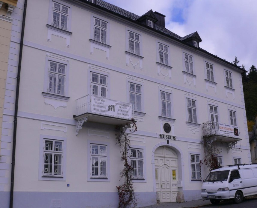 Municipal Museum in Marianske Lazne