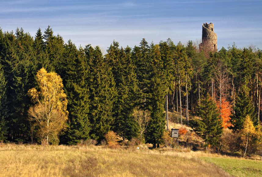 Krasenska Observation Tower
