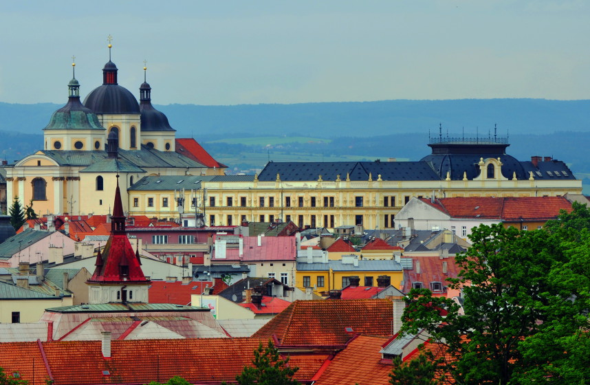 Panorama, Olomouc