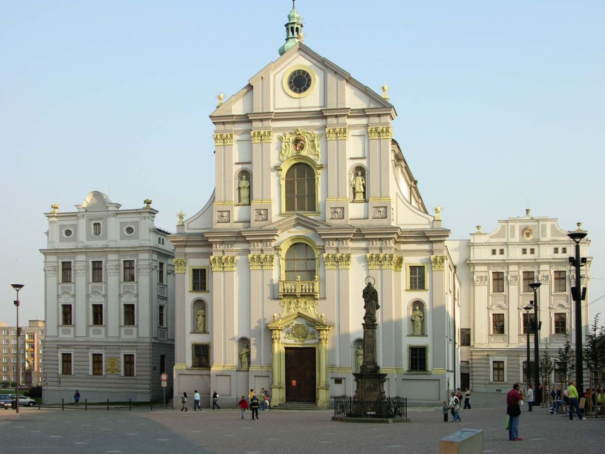 Church, Opava