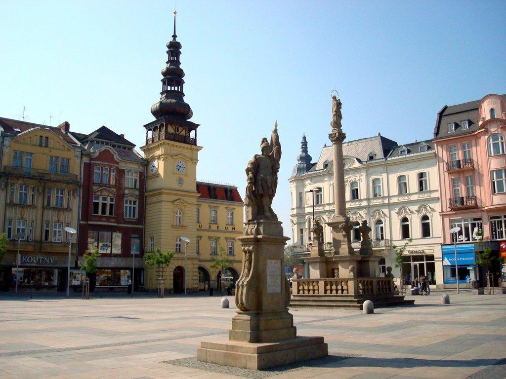 Ostrava Tschechien