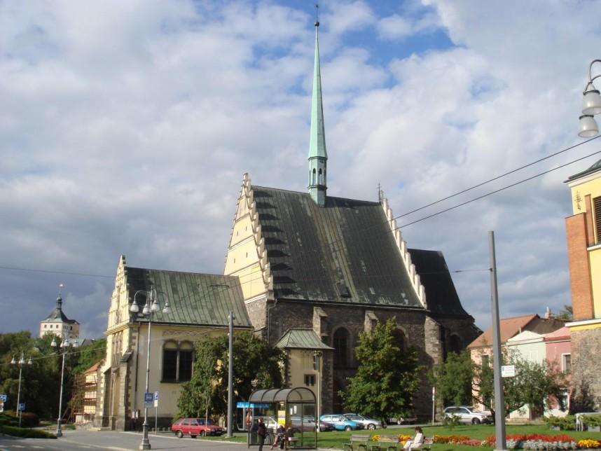 Church, Pardubice