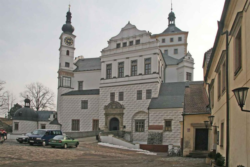 Castle, Pardubice