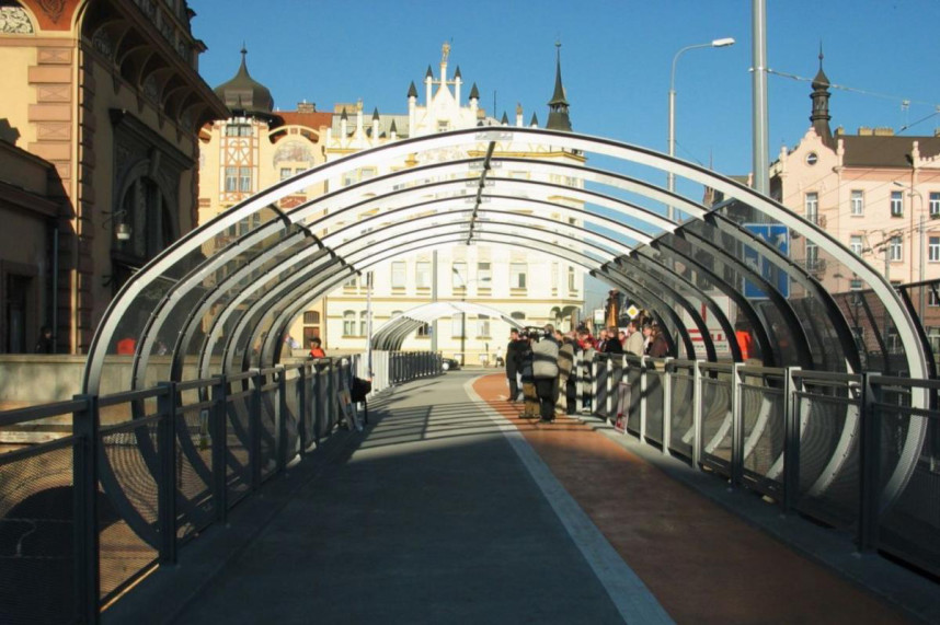 Bridge, Plzen