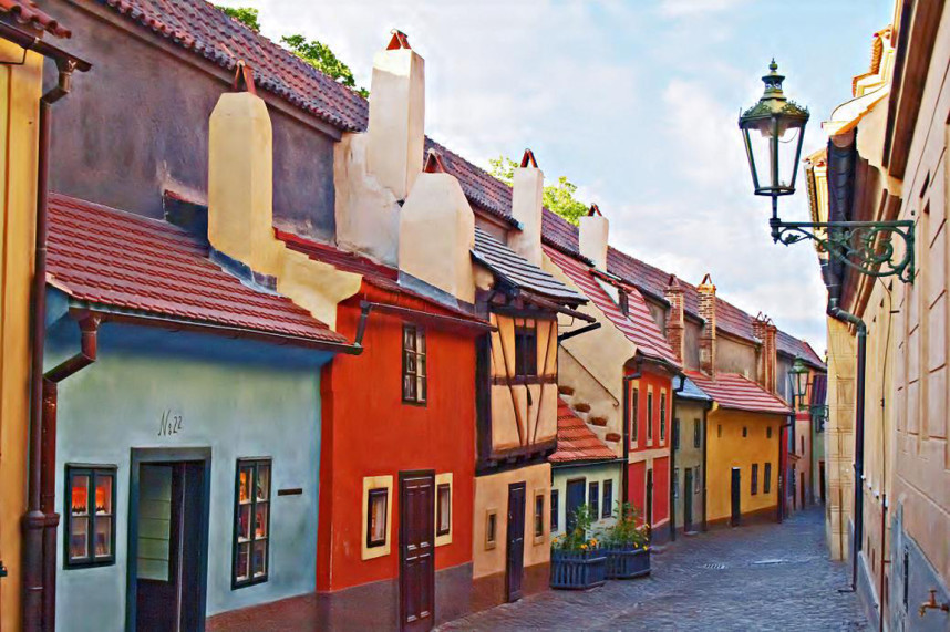 Golden Lane, Prague