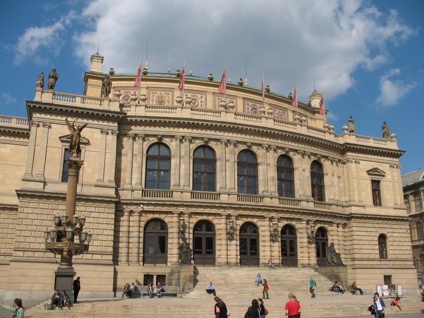The Rudolfinum, Prague