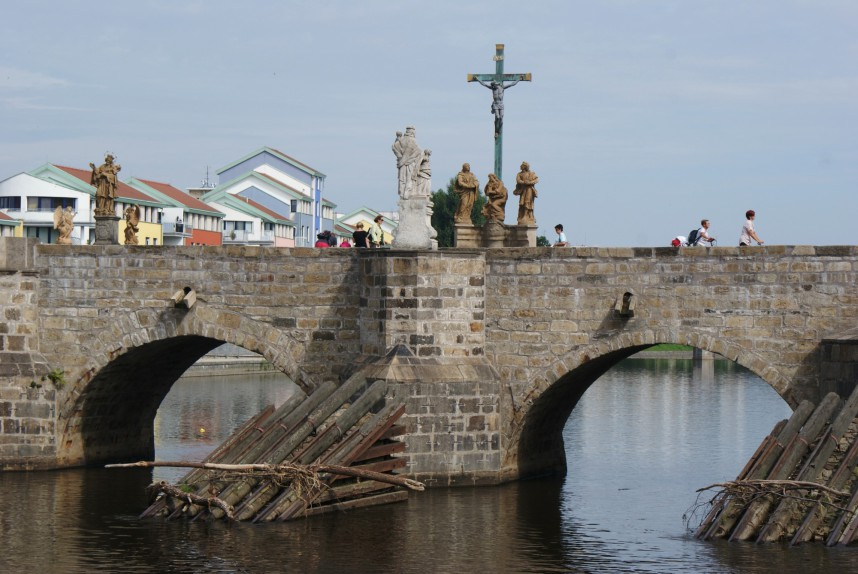 Pisek Bridge