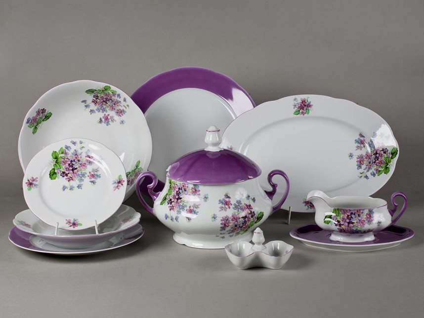 Czech porcelain