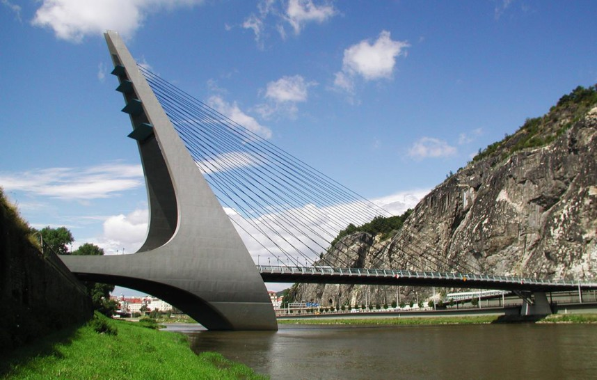 Bridge, Usti nad Labem