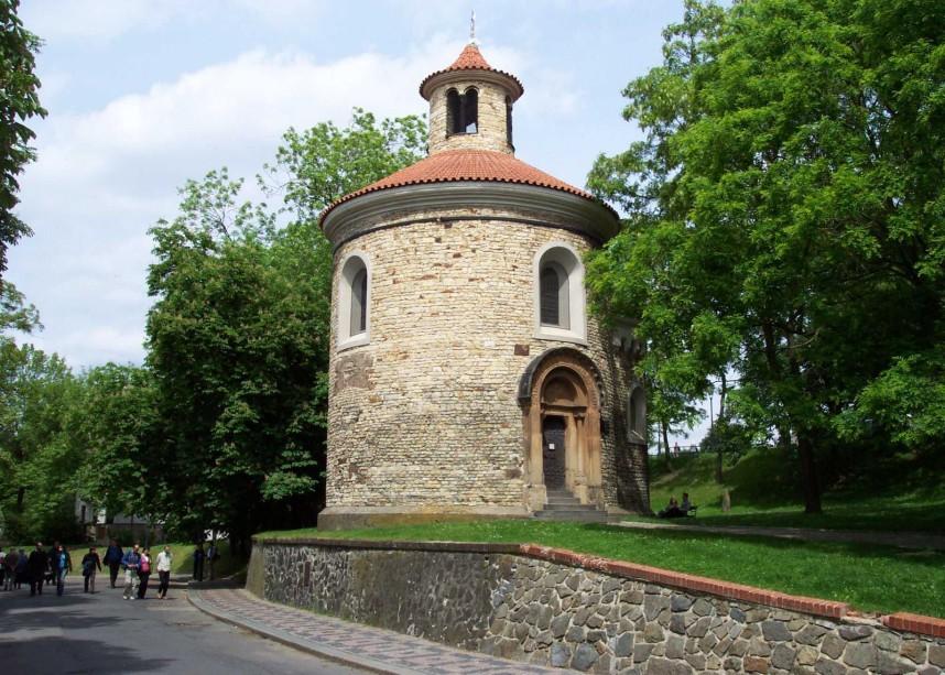 The rotunda of St. Martin
