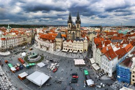 Hidden secrets of Prague
