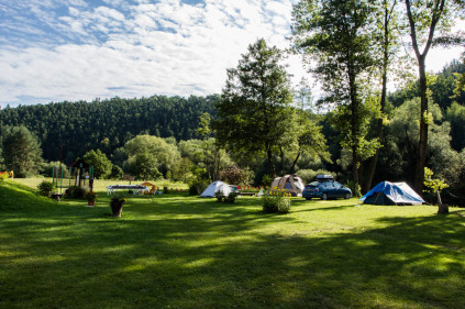 Camping in the Czech Republic