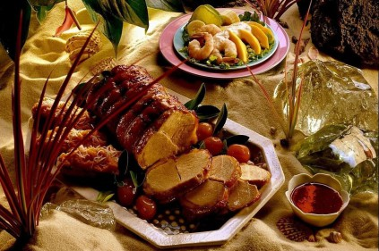 Traditional food in the Czech Republic