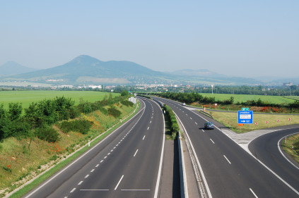 Czech highway transportation safety