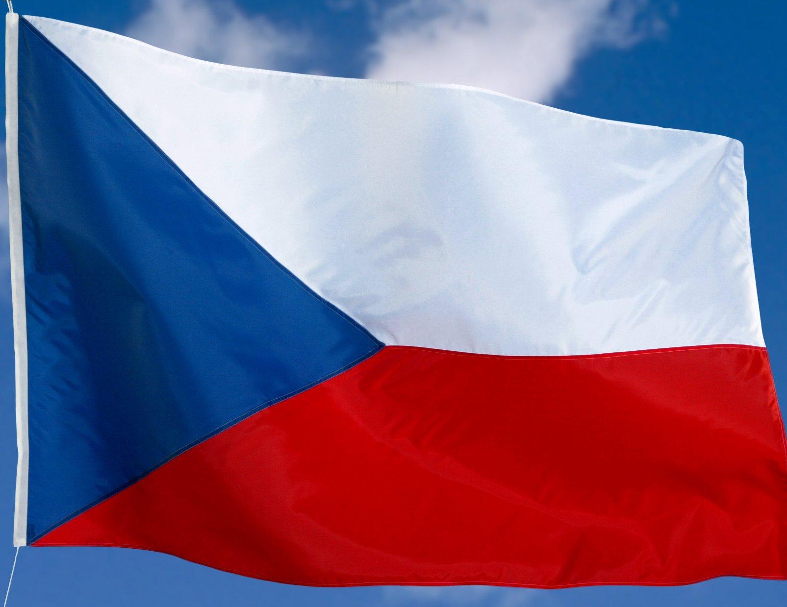 Czech Flag Colors