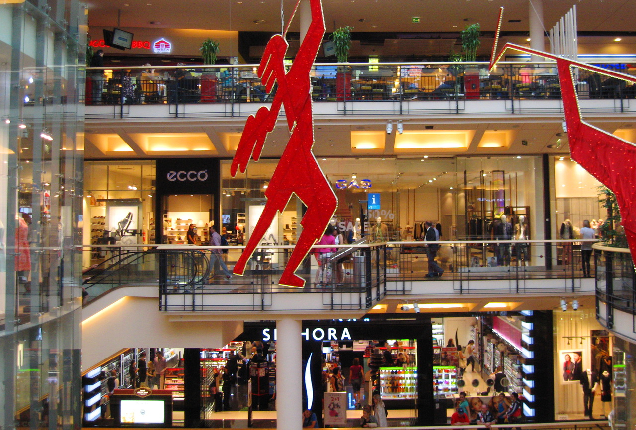 Shopping And Nightlife Czech Republic
