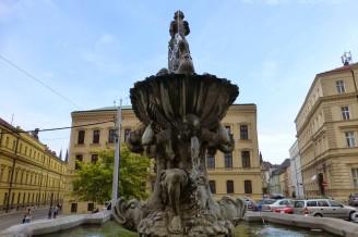 Czech fountains