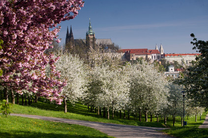 Top romantic places in Prague