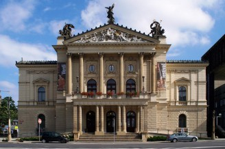 Czech opera houses