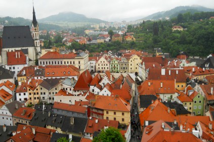 Accommodation options in the Czech Republic